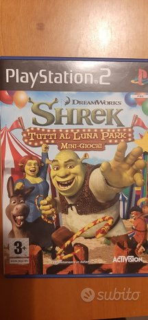 Videogame Shrek