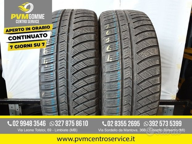 Gomme usate 195 55 16 91v 4stagioni