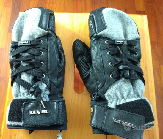 Level moffole guanti sci/snowboard