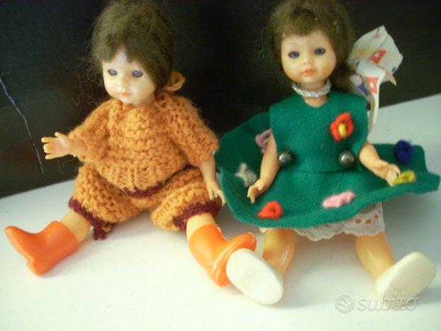 Coppia bambole