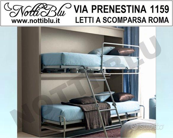 Subito Impresa+ - Notti Blu - Letto a Scomparsa a Castello ...