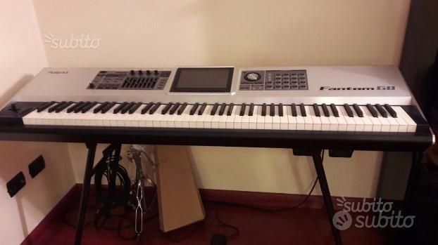 Roland fantom g8 synth 88 tasti pesati + stand