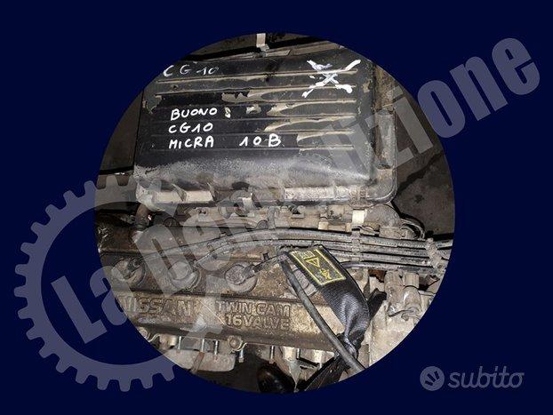 Motore nissan micra 1.0 16v cg10