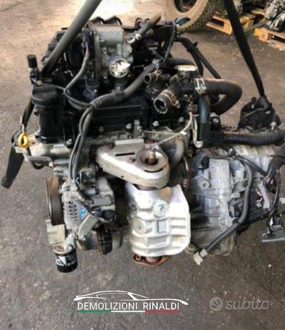Motore Toyota IQ 1.0 benzina 1KR-FE
