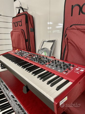 Nord stage 3 hp76   manuale