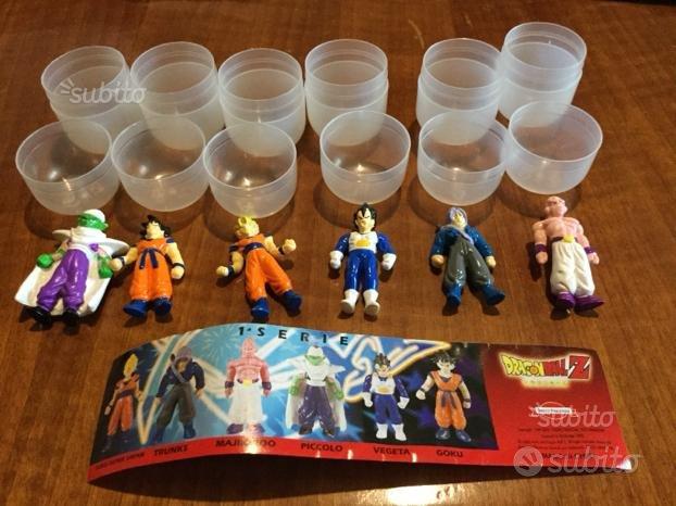 Miniature Dragon Ball Dolci Preziosi
