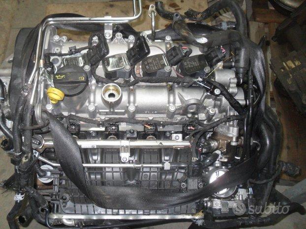 Motore golf 7 vii 1.4 tsi metano benzina - cpw