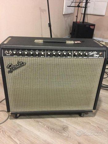 Fender twin amp valvolare 100 w