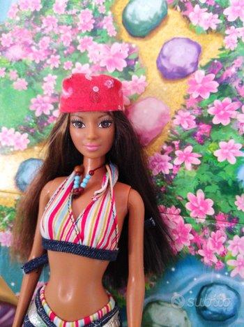 Barbie afro Cali Lea vintage anni 2000 Mattel
