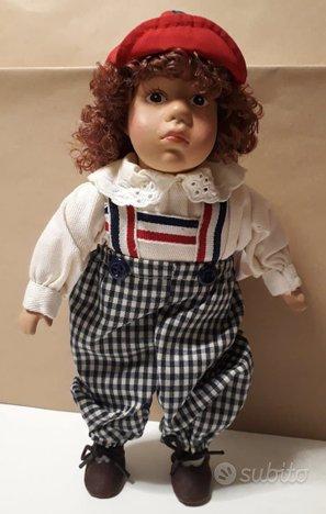 Bambola vintage (porcellana)