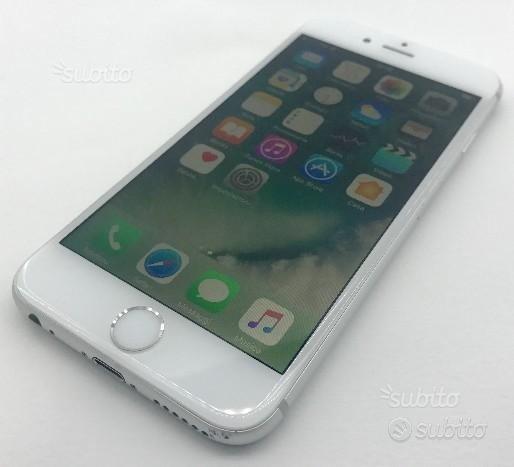 Apple iPhone 6 Bianco 16Gb Con Garanzia