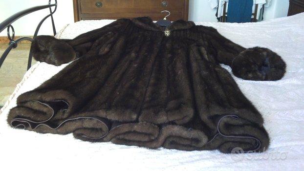 Pelliccia cappotto giubbotto giacca