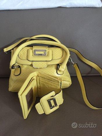 Guess borsa + portafoglio originale