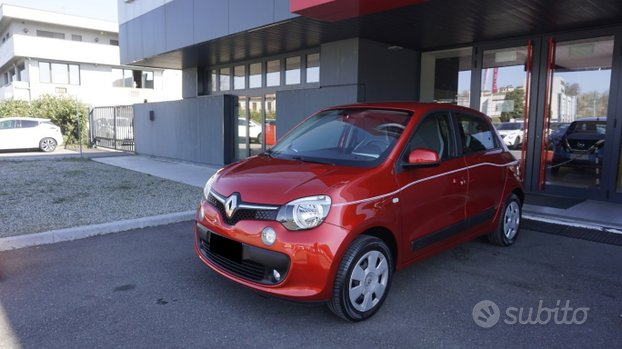 Renault Twingo 1.0 SCe EDC Lovely Rif.FF304