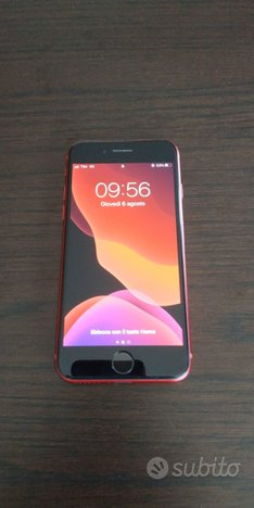 IPhone SE 2020 128gb Product Red 2 anni garanzia