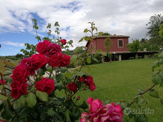 Villa con piscina a Giarratana