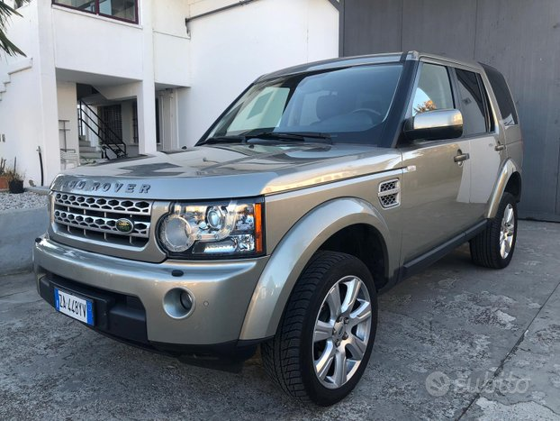 Land rover grand discovery 7 posti euro 5 full opt