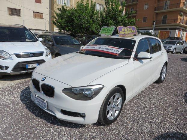 BMW Serie 1 116 D MOLTO BELLA FULL OPTIONAL 2013