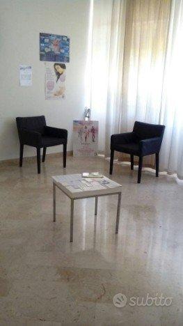 Spazi o porzione di stanze per professioni mediche