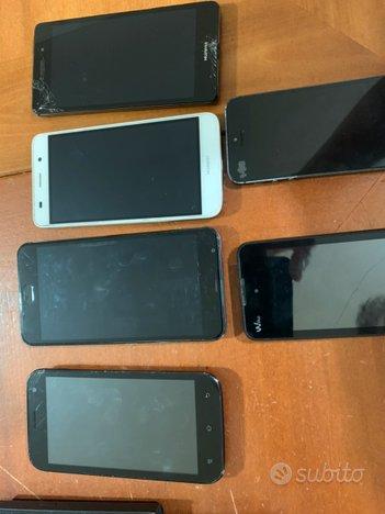 Vendita in Blocco smartphone da riparare