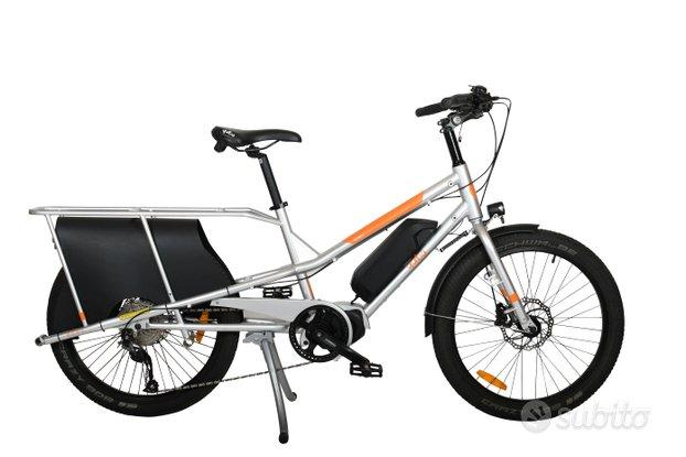 Yuba Kombi Cargo Bike ( motore Shimano )