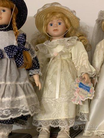 Bambola porcellana The promenade