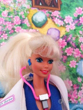 Barbie Doctor Vintage Mattel anni 90