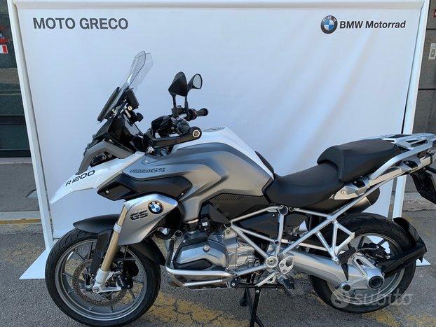 BMW R 1200 GS - Bianco