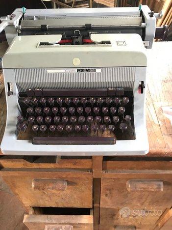 Olivetti - linea 88 macchina da scrivere