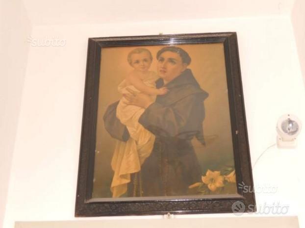 Antico quadro S. Antonio