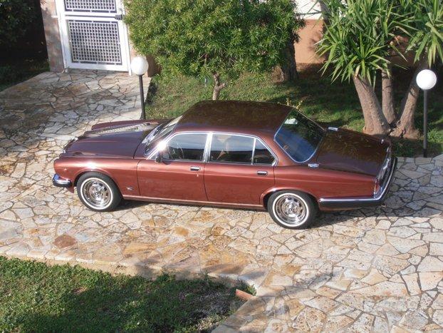 Jaguar xj6/xj12 (1968-86) - 1981 - Auto In vendita a Lecce