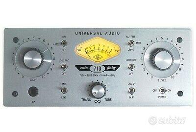 Universal Audio 710 Twin Finity