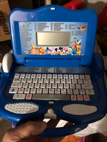 Laptop Disney Mac Due per bambini