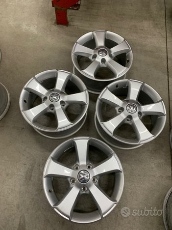 Cerchi VW Touareg 17 pollici