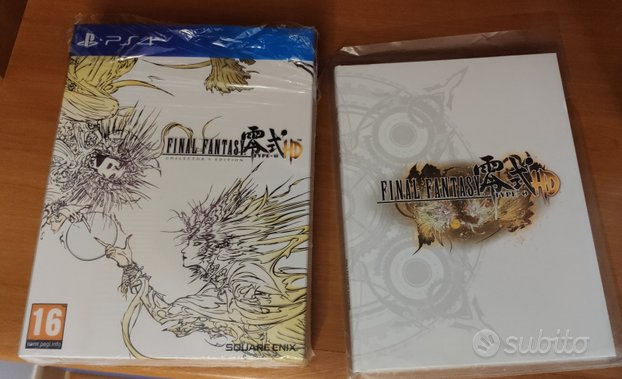 Final Fantasy Type-0 HD Collector's Edition (PS4)
