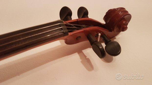 Violino 3/4 con archetto e custodia