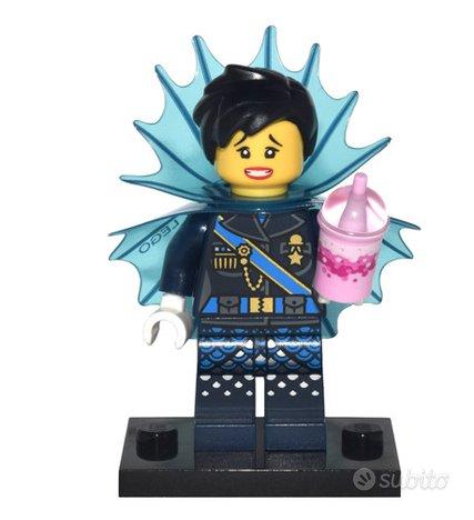 Lego minifigures Serie The LEGO Ninjago Movie