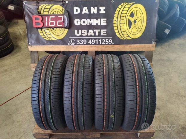 4 Gomme Usate 215 60 16 MICHELIN al 85%