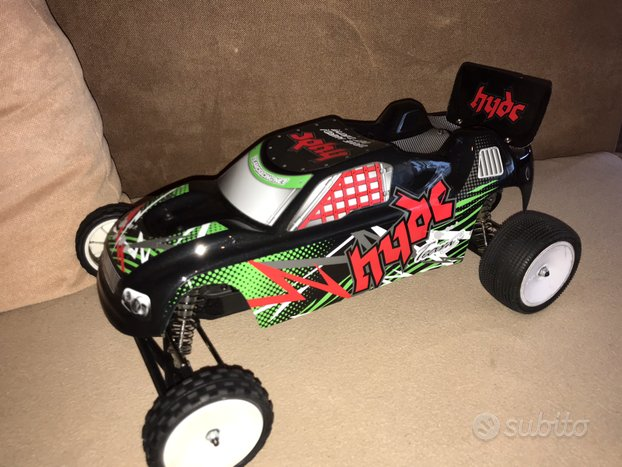 Truggy Team C Hyde 1/10 arr