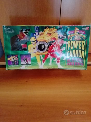 Bandai Power Rangers Power Cannon 1990