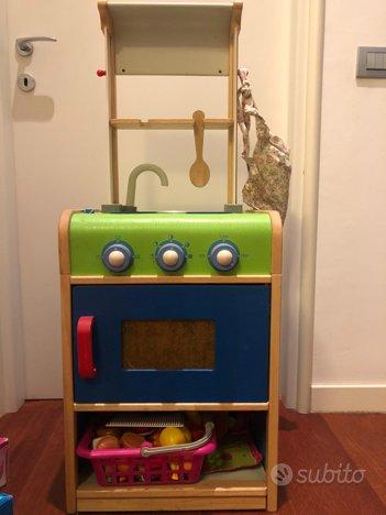 Cucina imaginarium bambini