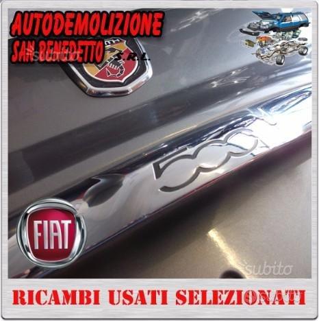 Cofano posteriore Fiat 500 Abarth Cabrio