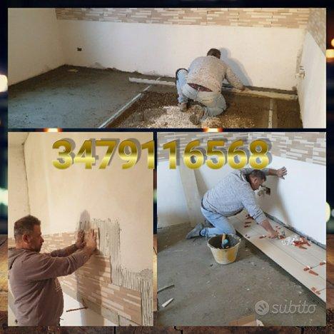 Cartongesso muratore idraulico Imbianchino