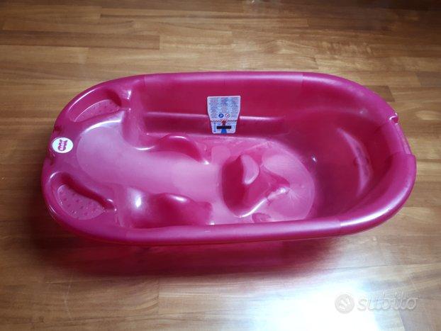 Bagnetto OK BABY colore rosa