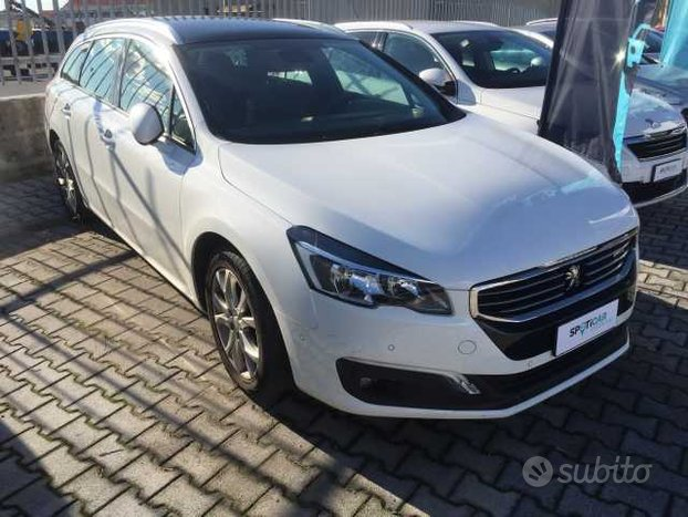 Peugeot 508 BlueHDi 150 S&S SW Business