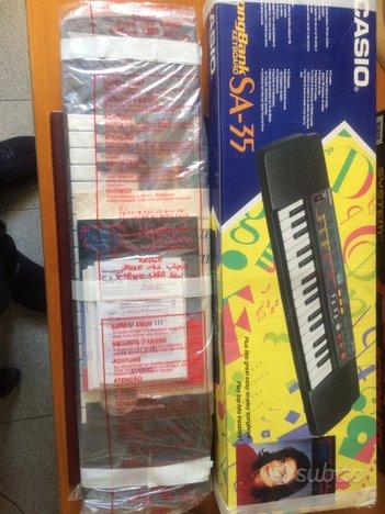 Pianola CASIO