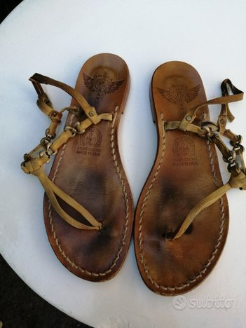 Sandali artigianali n. 38