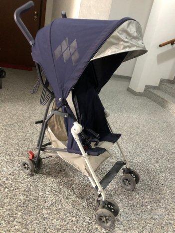Passeggino ultraleggero Mac Laren Mark II
