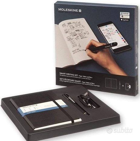 Moleskine smart tool connected - nuovo