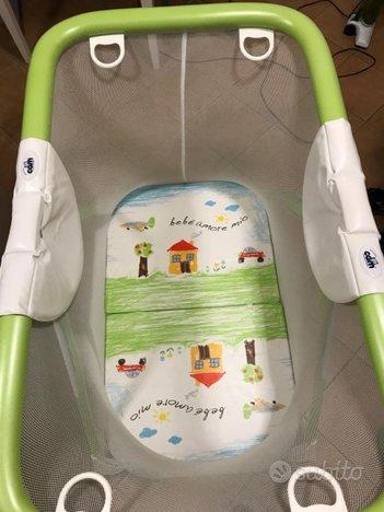 Box CAM tappeto e giostrina per bambini